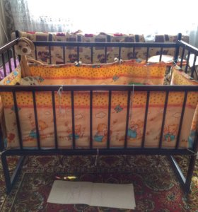 Кроватка - качалка
