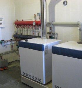 Монтаж сантехники,отопления,водопровода
