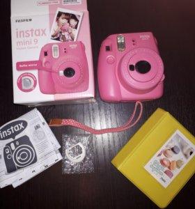 Фотоаппарат INSTAX mini9