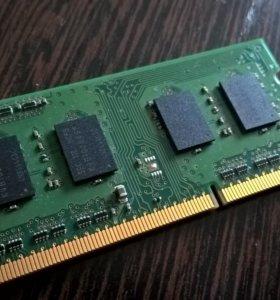 Планка оперативки DDR3 1Гб
