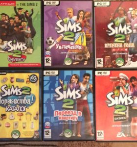 The Sims 2 (PC игры)