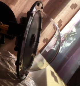Купол TELESIN для GoPro Hero3,3+