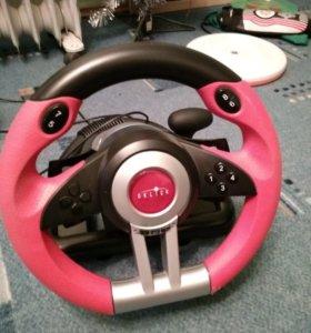 Игровой руль Oclick w-2
