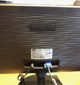 Комплект LED-Монитор 22 Samsung, системный блок