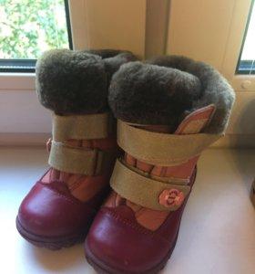 ✅ Ботинки зима Котофей