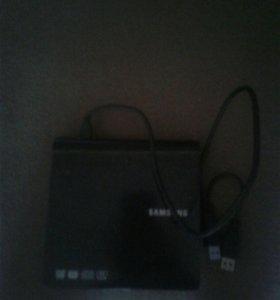 Переносной USB дисковвод