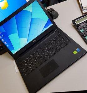 Игровой ноутбук DELL i3 4005