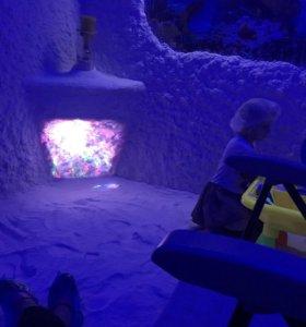 Соляная пещера Иноземцево и Железноводска