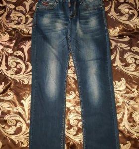 Новые мужские джинсы 33-34
