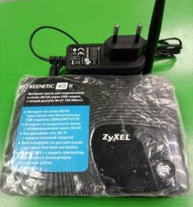 Роутер ZyXEL Keenetiv 4 G II (гарантия, обмен)