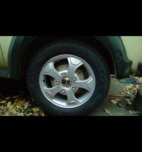 Колёса на ниву Pirelli scorpion 185/75r16