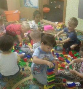 Няня в домашний детский сад с проживанием