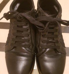 Ботинки для мальчика б/у размер 40