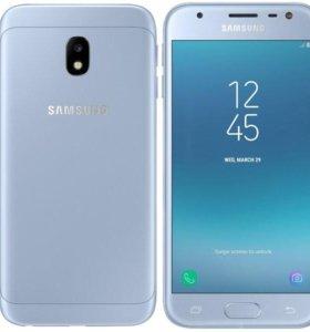 Samsung galaxy J3 2017 года
