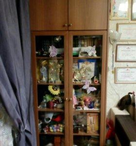 Отличная стенка для детской комнаты
