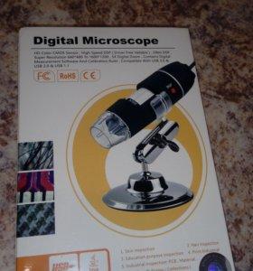 Микроскоп TV 400X