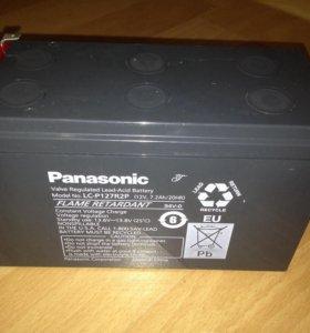 Аккумуляторные батареи АКБ 12V, 6V