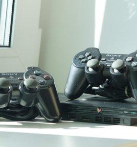 Игровая приставка SonyPlaystation2