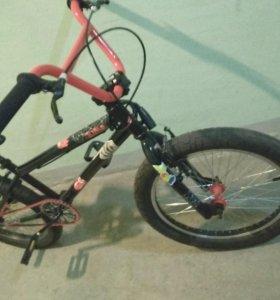 BMX В идеальном состоянии! Срочно!!!!