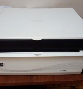 Лазерный принтер 3 в 1 Ricoh SP100SU