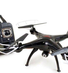 Продам квадрокоптер с камерой Syma X5C