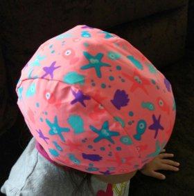 Новпя шапочка для плавания