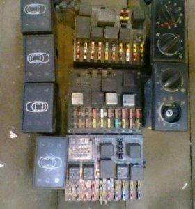 Провода для усилителя, электрика для ваз 2110-12