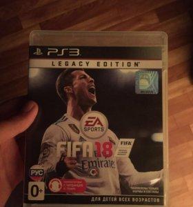 FIFA 18 | PS3