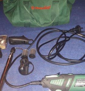 Hammer MD170A дрель-мини