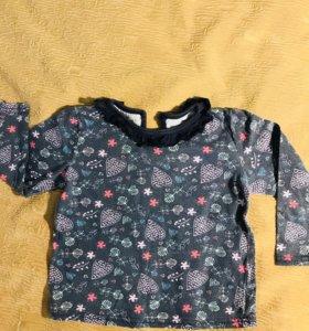 Одежда на девочку 86-92