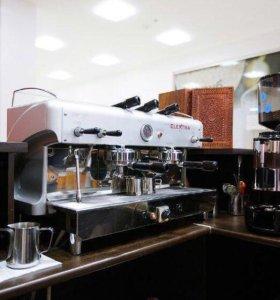 Кофемашина 2 группы (Elektra Maxi)