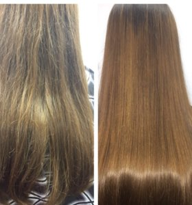 Полировка волос-ИЗБАВЛЕНИЕ ОТ СЕКУЩИХСЯ КОНЧИКОВ