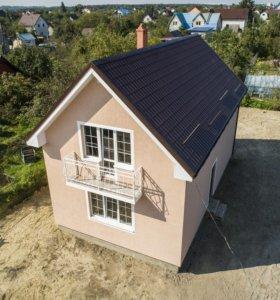 Дом, 132 м²