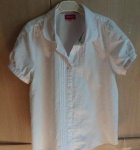 Блузка на девочку для школы от Chessford