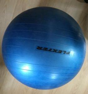 Фитбол, мяч для фитнеса с насосом
