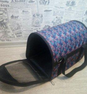Новая сумка-переноска для собак или кошек