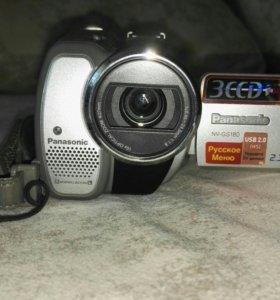 Видеокамера Panasonic NV-GS180EE