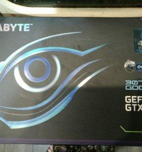Видеокарта gtx 780 3gb