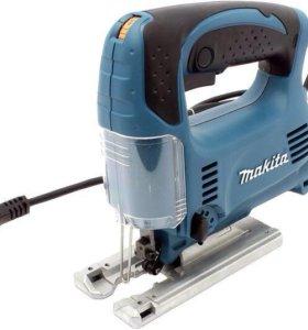 Ручной электролобзик Makita 4329