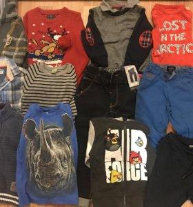 Вещи на мальчика 3-4 года (98-104)