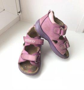 Обувь котофей р.21