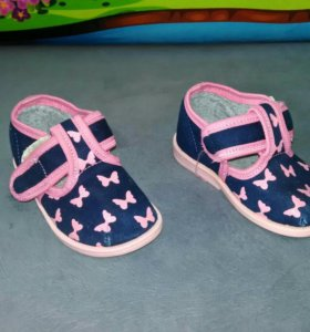 Тапочки-сандали