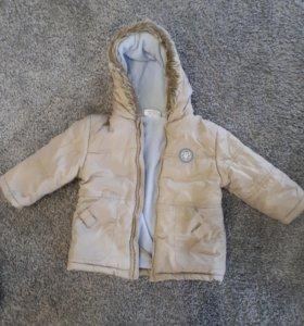 Куртка детская демисезонная 86р-р