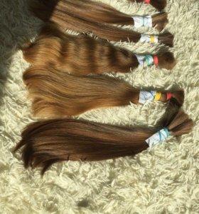 Срезы детских волос 35-37 см