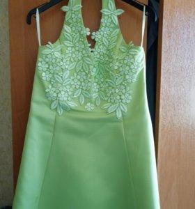 Платье нарядное для девочки 9-11лет