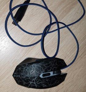 Мышка компьютерная для геймеров