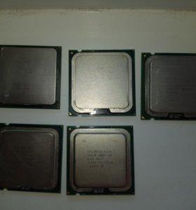 Старые процессоры