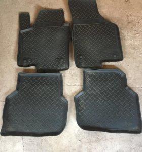 Коврики от Volkswagen Jetta 6