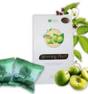 Натуральная слива с энзимами для похудения