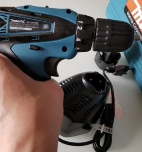 Новые дрели - шуруповёрты Makita, Bosch 12V